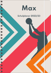 "SP067 Schulplaner ""Basketball"""
